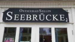 Seebruecke Sellin