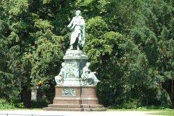 Peter von Cornelius Denkmal