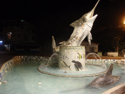 Swordfish Fountain