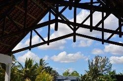 Honeymoon in paradise island resort