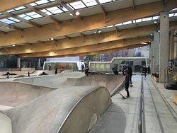 Espace Glisse Paris 18