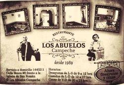 Los Abuelos Campeche