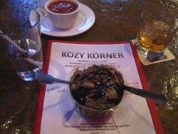 Kozy Korner Bar and Pizza