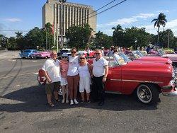 Havana Classic Cars Tour