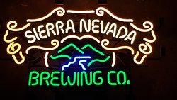 Serving SN beer