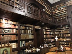 Chateau Appony Library