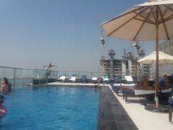 Excelente hotel una perla en Dubai