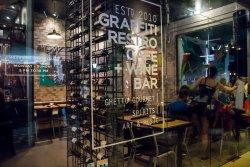 Graffiti Restro Cafe and Wine Bar