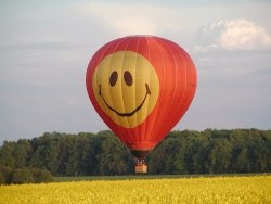 Happy Ballooning