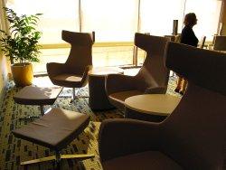 Hilton SFO Airport - HHonors VIP Lounge