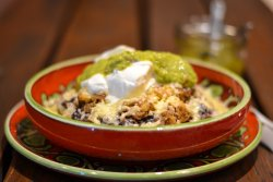 La Cantina Mexicana Burrito