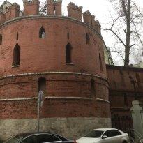Kitai-Gorod Wall