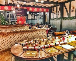 Christmas Meals at The Vintners