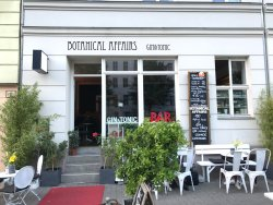 Botanical Affairs, Gin & Tonic Bar & shop
