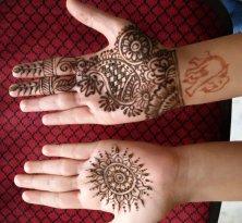 Henna by Madan