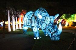 Lagoi Bay Lantern Park