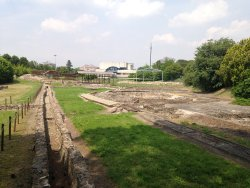 Area Archeologica di Viale Stazione