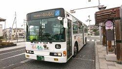 Hiraizumicho Cyclic Bus Runrun