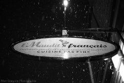 L'maudit Français, Cuisine Pas Fine