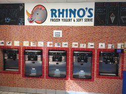 Rhino's Frozen Yogurt & Soft Serve