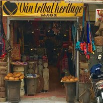 Van Tribal Heritage