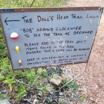 Doll's Head Trail