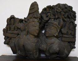 Shiva-Parvati (10th century)