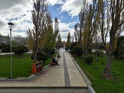 Plaza de Armas Arturo Prat