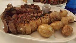 Excelente carne