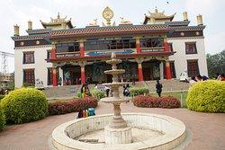Golden Temple - Namdroling Monastery