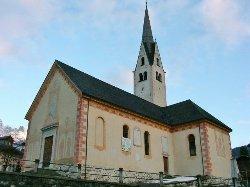 Chiesa di San Nicolo - Fusine