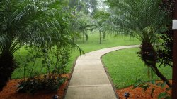 Beautiful accomodations and friendly and fun staff/tour guides/gardeners