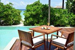 Private Pool-  Beach Villa