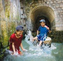 Hezekiah's Tunnel - Siloam Tunnel