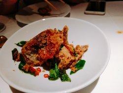 特地來這間吃高檔亞洲菜