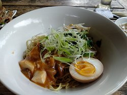 Good ramen with good price in the heart of Ubud