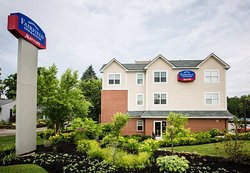 Fairfield Inn & Suites by Marriott Portsmouth Exeter