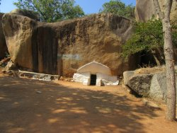Chandravalli Caves