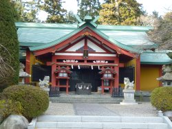Niihashi Sengen Shrine