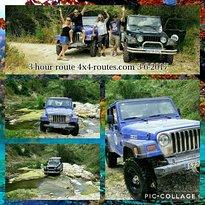 4X4-Routes