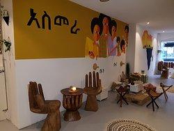 Oost Afrikaanse Restaurant Asmara