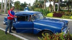 Taxi Nacho Cuba