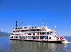 Biwako Kisen Michigan Cruise