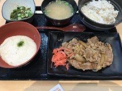 Yoshinoya Hasuda Service Area