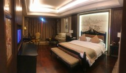 Very impressive hotel located within Wuzhen water town