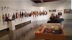 Sala de exposiciones la Lonja del Pescado