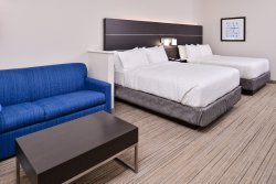 Suite Two Queen Bed