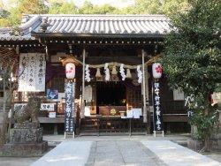 Kamishinden Ten Shrine