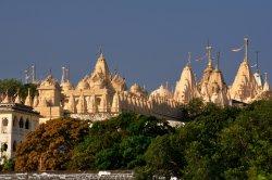 Shatrunjaya hill temple