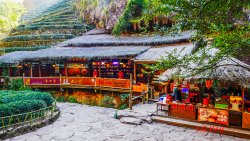 Da Hong Pao (Big Red Robe) Scenic Area